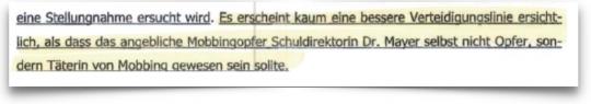 Mayer_Mobbing_Aktenvermerk