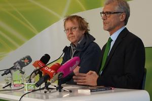 Pressekonferenz-Ethikunterricht